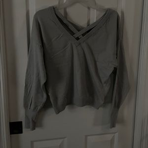 Worn once express sweater